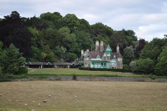 Pen-Moel House, Tutshill