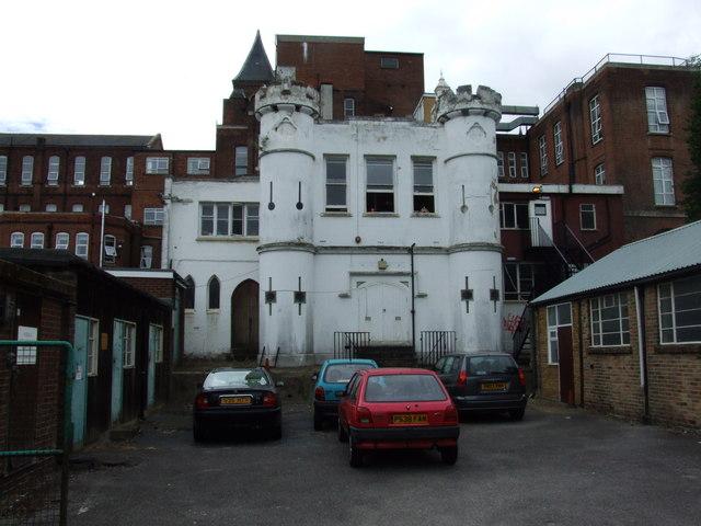 St. Bartholomew's, Rochester
