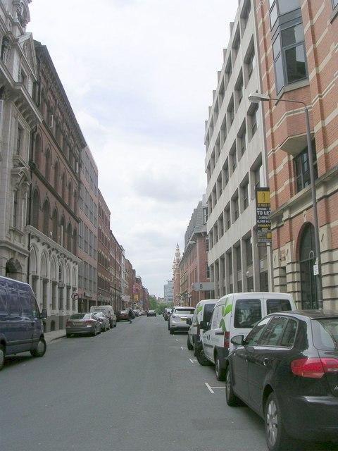 St Paul's Street - East Parade