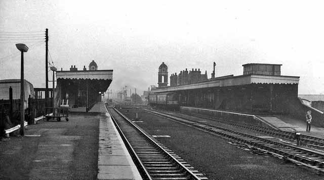 Bury St Edmunds Station