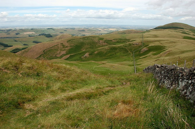 The Border from Whitelaw Nick