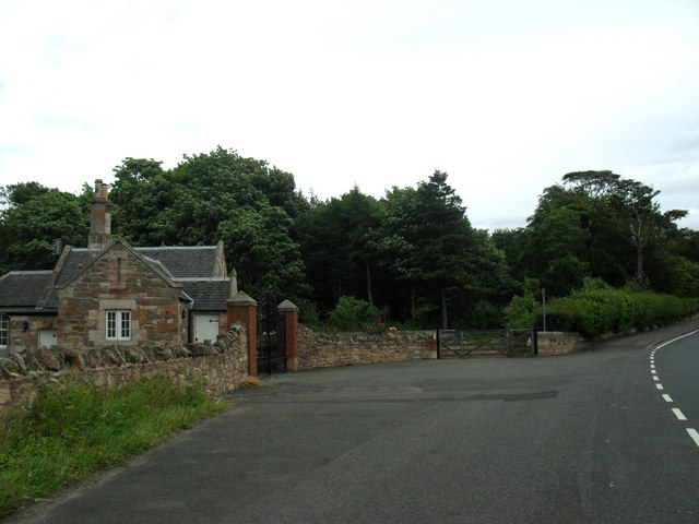 Two entrances at Archerfield