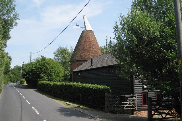 Slaters Oast, Slaters Farm, Hever Road, Bough Beech, Kent