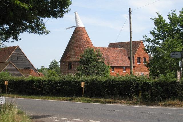 Somerden Oast, Tonbridge Road, Bough Beech, Kent
