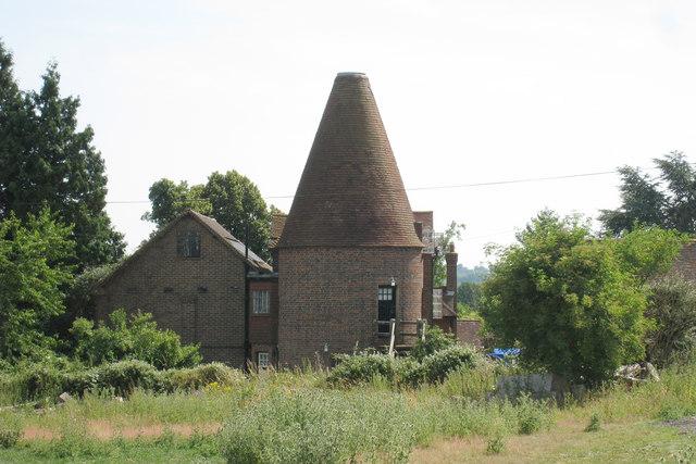 Camp Hill Oast, Camp Hill, Chiddingstone Causeway, Kent