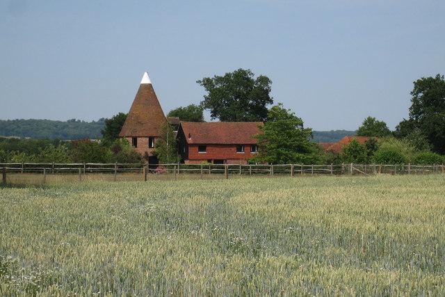 The Oast, Charcott Farm, Charcott, Kent