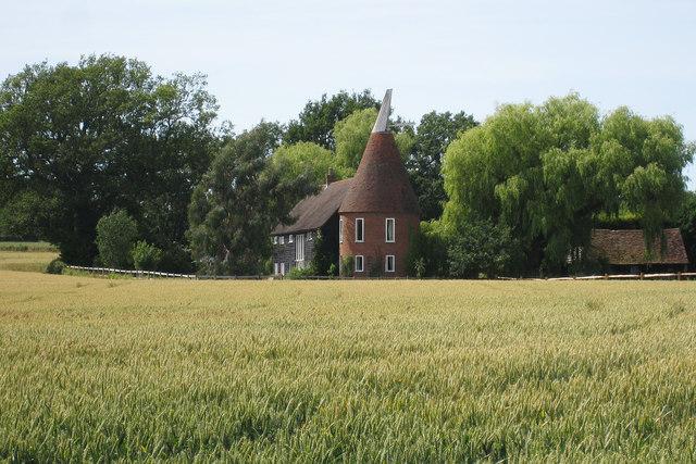 Brownings Oast, Hale Oak Road, Chiddingstone, Kent