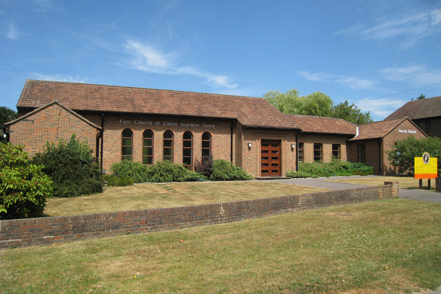 First Church of Christ, Scientist Oxted