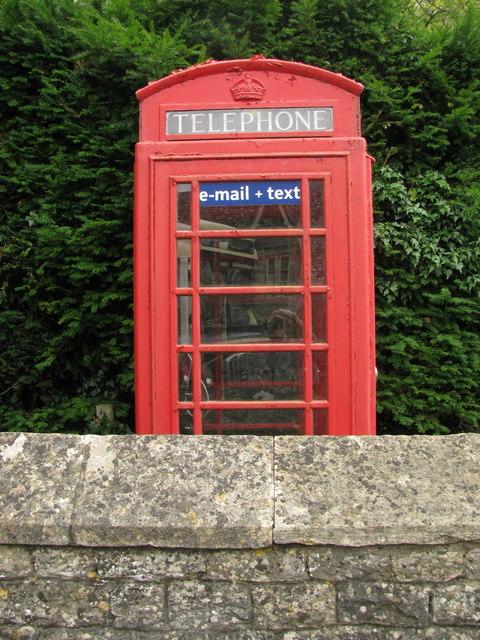 Miserden Phone Box