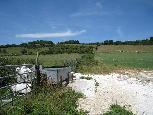 Fields off Pilgrims Lane