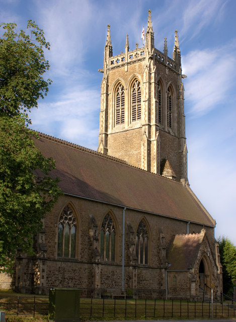 Caterham Church