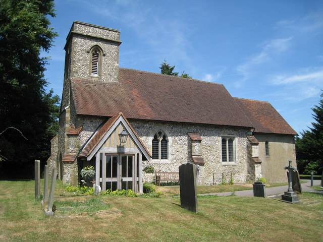 Church of St Mary's, Tatsfield