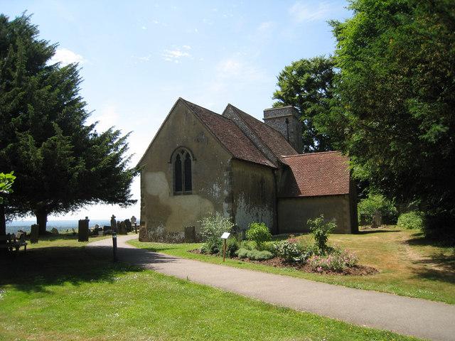 Church of St Mary's, Tatsfield