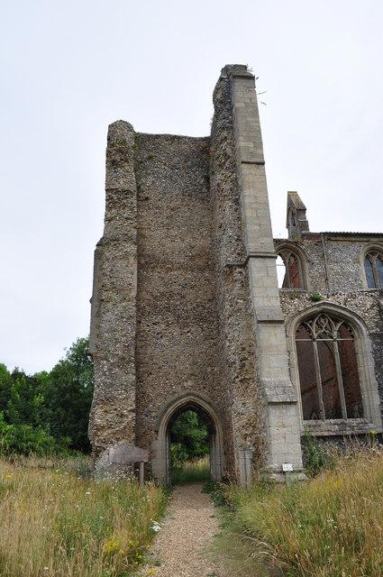 St Andrew's Church - Little Cressingham