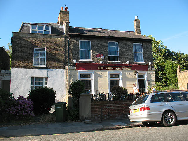 The Ashburnham Arms, Greenwich