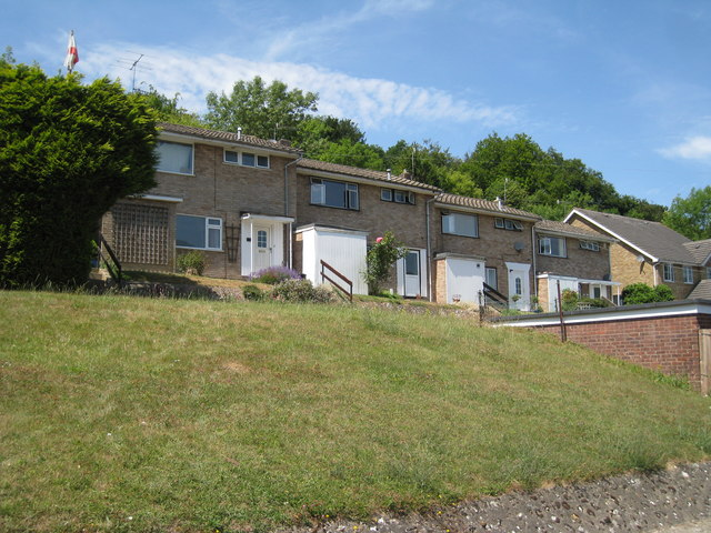 Terraced Houses on Kings Road