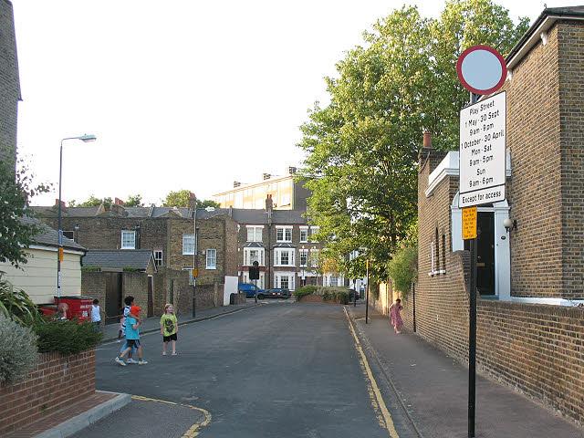 Ashburnham Retreat: play street
