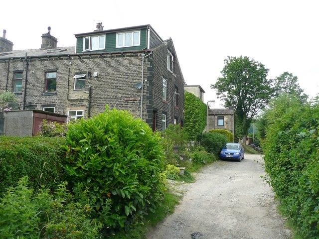Peel Cottage Road, Walsden