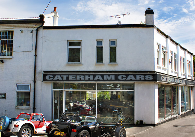 Caterham Cars