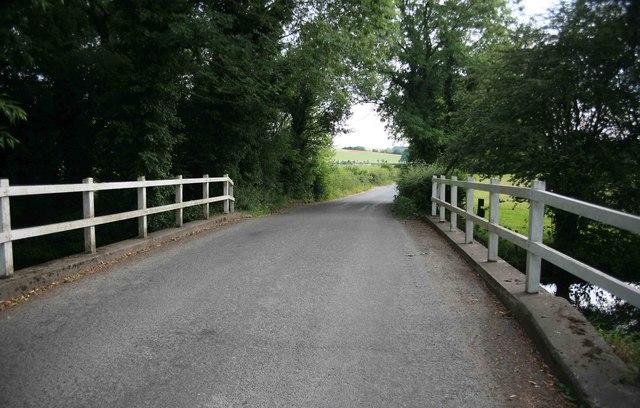 Long Bridge over the River Ebble