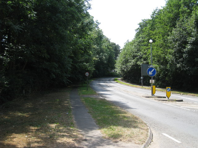 A25, Brasted Road
