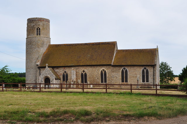 All Saints Church - Threxton
