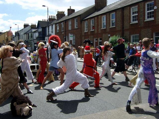 Cowley Road carnival 2010 (2)