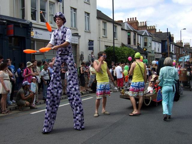 Cowley Road carnival 2010 (4)