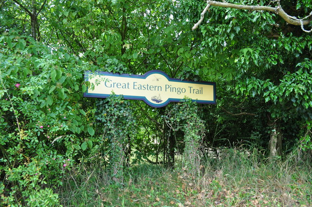The Great Eastern Pingo Trail