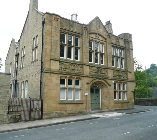 Union Offices, Hall Street, Todmorden