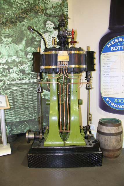 Steam engine, Milestones, Basingstoke