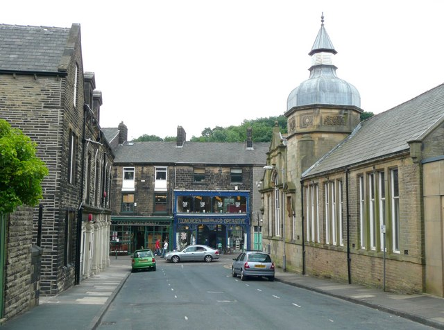 Hall Street, Todmorden