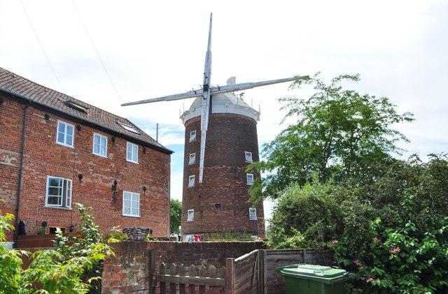 Old Buckenham Windmill