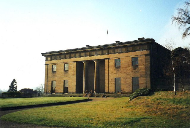 Belsay Hall, Northumbria