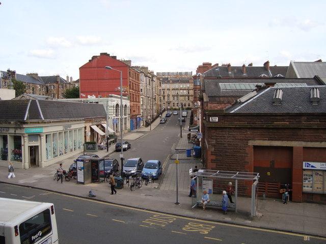Vinicombe Street, Hillhead, Glasgow