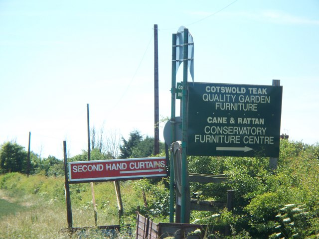Signs in the field