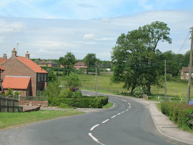 New Road (B1253) Duggleby