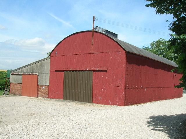 Farm Building, Duggleby