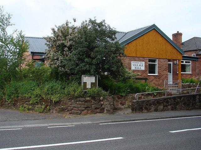 Harmer Hill Village Hall