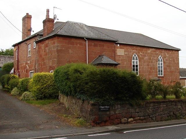 Harmer Hill Presbyterian Chapel