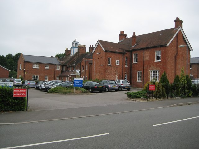 Easthampstead: Former Union Workhouse