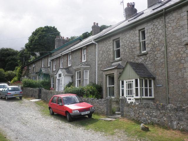 Terraced houses, Belstone
