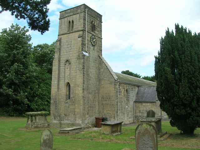 St Nicholas' Church, North Grimston
