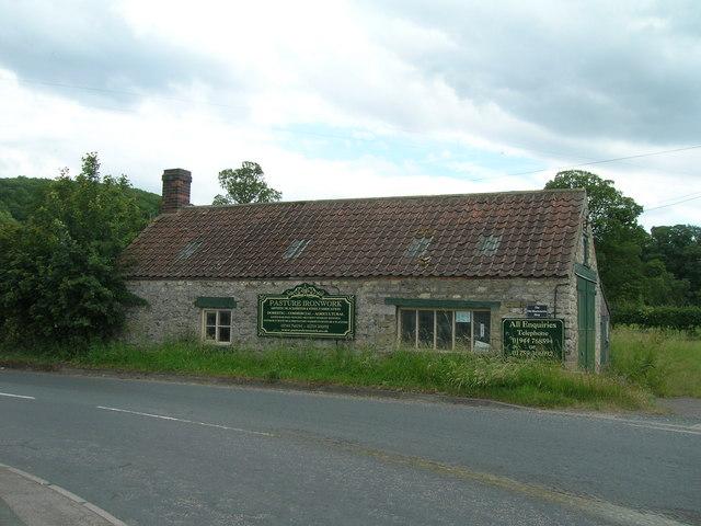The Old Blacksmith's Shop, North Grimston