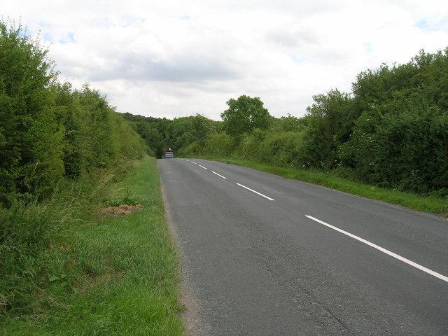 B1248 towards Wharram le Street
