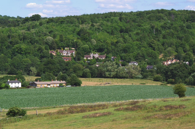 Towards Mickleham