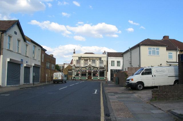 The Royal Standard, Bexleyheath
