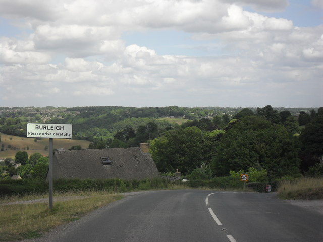 Approaching Burleigh