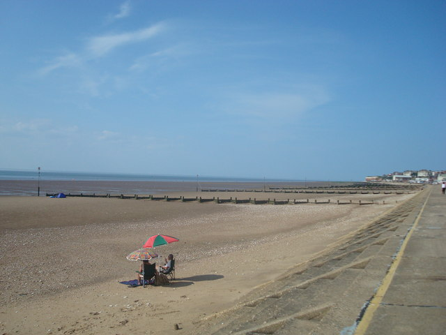 The Beach, Hunstanton