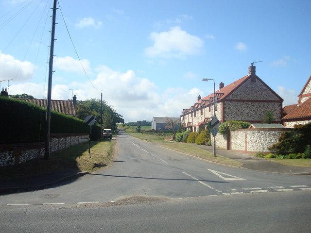 Ringstead Road, Thornham
